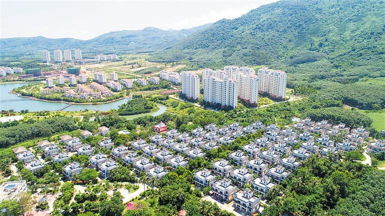 白沙累计投入资金6.8亿元 开工建设88个美丽乡村